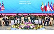Bộ trưởng Quốc phòng ASEAN ra tuyên bố chung hợp tác chống bệnh dịch