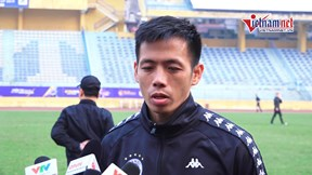 Văn Quyết: Không dự AFC Cup vừa thiệt thòi, vừa là cơ hội cho Hà Nội FC