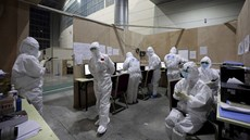 2.462 ca tử vong vì Covid-19, số ca nhiễm ở Hàn Quốc vượt 550 người