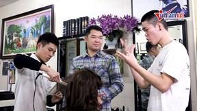 Tiệm cắt tóc đặc biệt, gần 10 năm chủ và khách không nói với nhau nửa lời