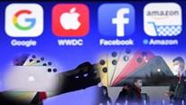 """5 """"ông lớn công nghệ"""" Mỹ mất 238 tỷ USD, doanh số iPhone lao dốc ở TQ"""