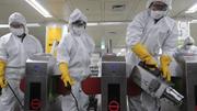 Hàn Quốc tăng 813 ca nhiễm Covid-19 chỉ trong 24 giờ