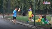 Thầy Park đứng từ xa cổ vũ, đội tuyển nữ vẫn thua đậm đội cựu U23 Việt Nam