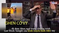 Dịch Covid-19: MC Mỹ nhảy múa trên sóng vì yêu thích 'Ghen Cô Vy'