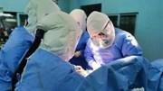 TQ thực hiện ca cấy ghép phổi đầu tiên cho bệnh nhân Covid-19