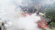 Điều tra, xử lý vụ đốt dây pháo 'khủng' trong đám cưới tại Sóc Sơn, Hà Nội