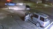 Tài xế say rượu lái xe với tốc độ cao đâm nát bét 2 ô tô