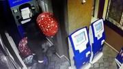 Tên trộm dùng bóng bay thổi tung cây ATM và cái kết cay đắng