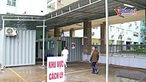 Phòng cách ly đặc biệt trên container ở bệnh viện K