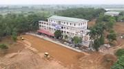 Tuần tới Bệnh viện Mê Linh cải tạo xong, sẵn sàng thành khu cách ly