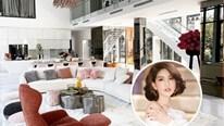 Cận cảnh nội thất xa hoa trong biệt thự hàng chục tỷ của Ngọc Trinh
