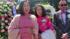 Ý Lan khóc nghẹn hát 'Nghìn trùng xa cách' trong lễ tang mẹ Thái Thanh