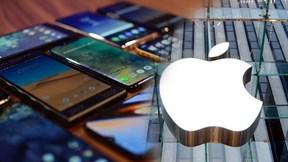 Doanh số smartphone toàn cầu giảm sốc, Apple mất vị thế công ty nghìn tỷ đô
