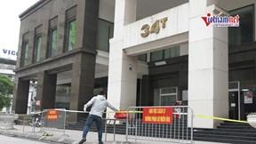 Hà Nội phong tỏa tòa nhà 34T Hoàng Đạo Thúy vì có người nghi nhiễm Covid-19