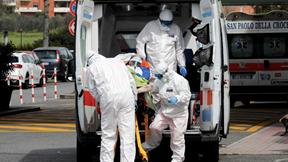 Covid-19: Tây Ban Nha vượt TQ về số ca nhiễm, Italia le lói niềm hy vọng