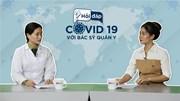 Hỏi đáp Covid-19: Nguy cơ đối với người cao tuổi và cách phòng tránh