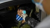 Phú Thọ lập chốt kiểm soát 24/24, đo thân nhiệt người đến từ Hà Nội
