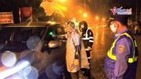 30 chốt kiểm soát ra vào Hà Nội, giám sát người ra đường không có lí do