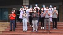 Bác sĩ đầu tiên nhiễm Covid 19 ở Việt Nam được xuất viện