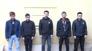 Bắc Ninh: Bắt 5 đối tượng gây ra 30 vụ trộm xe máy tại các khu trọ
