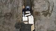 New York đào mồ chôn tập thể cho người thiệt mạng vì Covid-19 ở đảo hoang