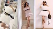 Fan đổ xô xem sao Việt đua nhau 'dùng gối làm váy' sexy hết nấc