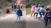 Thanh Hóa: Hàng chục cô gái cầm gậy lao vào nhau hỗn chiến