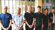 Khởi tố hình sự vụ án nhóm côn đồ đánh người, đập nát ô tô ở Hòa Bình