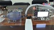 Đại học Điện lực nghiên cứu thành công máy trợ thở