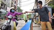 Chợ dân sinh muốn được kẻ vạch, dựng rào cách 2 mét đến hết dịch