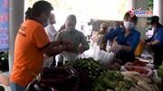 Chợ thực phẩm 0 đồng đầu tiên cho người nghèo ở Đồng Nai