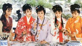Chuyện hậu trường ly kỳ ít biết của Hồng lâu mộng 1987