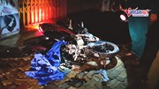 Đôi nam nữ bị tai nạn tử vong sau tiệc sinh nhật