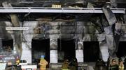 Cháy lớn tại nhà kho ở Hàn Quốc, ít nhất 38 người tử vong