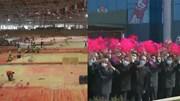 Nga xây bệnh viện dã chiến lớn nhất TG, dân Triều Tiên tụ tập không quên KT