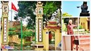 Chuyện buồn về cây gậy gỗ chống trộm cắp cổ vật ở đình, chùa Hà Nội
