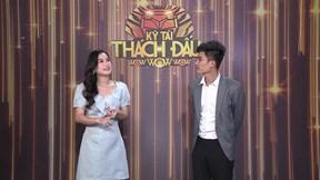 Lâm Vỹ Dạ xúc động về thời sinh viên sống chung với Trường Giang, Nam Thư