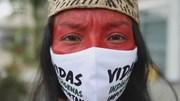 Bộ lạc người da đỏ trong rừng già Amazon vật lộn giữa đại dịch
