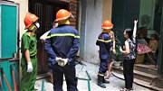 Hà Nội: Nổ lớn ở số nhà 32 Cửa Nam, 3 người bị thương
