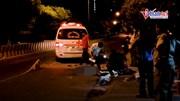 Vị khách bất ngờ mua xăng tự thiêu, tài xế Grabbike kêu cứu trong đêm