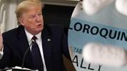 TT Trump lên tiếng giải thích việc dùng thuốc trị sốt rét ngừa Covid-19