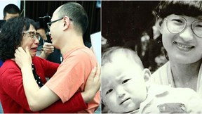 Cuộc đoàn tụ đẫm nước mắt của người mẹ với con trai bị bắt cóc sau 32 năm