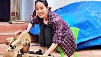 Cô gái mê nghề mộc, tự đóng nội thất, làm đồ chơi tặng trẻ vùng cao