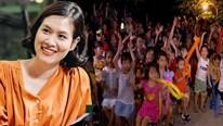 Hà Hương 'Phía trước là bầu trời' mang Tết thiếu nhi đến trẻ em nghèo