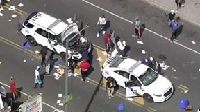 Bạo loạn cướp phá tiếp tục ở Mỹ, người biểu tình lại kéo đến Nhà Trắng