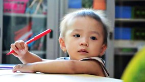 Giọt nước mắt xúc động trong 'lớp học hạnh phúc' tại viện K Tân Triều