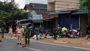 Bé gái 10 tuổi kể phút chạy vào chợ mua bút vụ xe tải tông chết 5 người