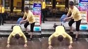 Không đạt chỉ tiêu, nhân viên bị phạt chống đẩy, đổ nước vào lưng