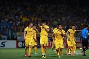 Sông Lam Nghệ An lập loạt kỉ lục sau trận thắng Hà Nội tại sân Hàng Đẫy