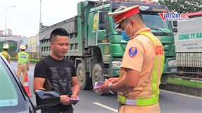 Cục CSGT nói về đề xuất trừ điểm giấy phép lái xe khi vi phạm
